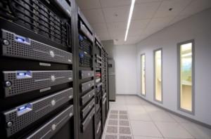 Organized Server Room
