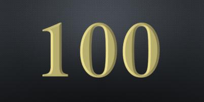 100 Blog Posts
