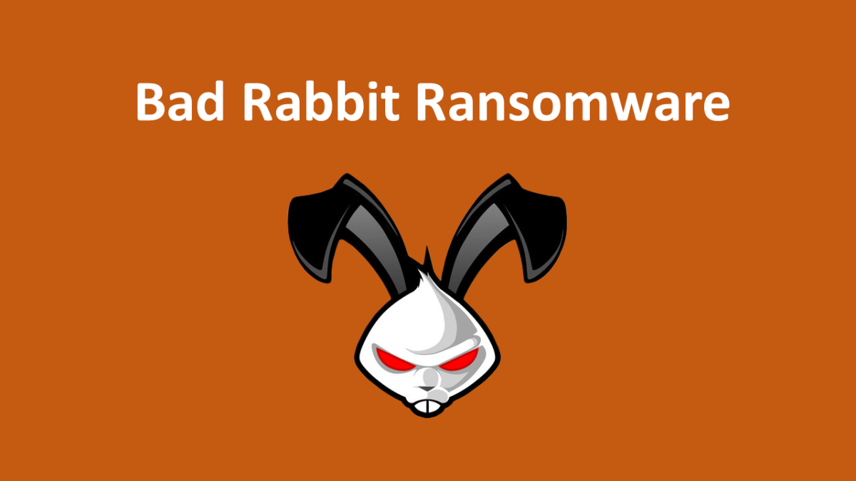 Bad Rabbit Ransomware Cyberattack Alert