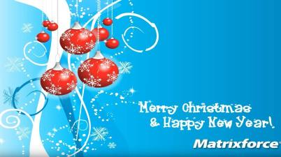 Merry Christmas from Matrixforce